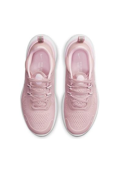 Nike Pantofi din plasa tricotata pentru alergare React Miler Femei