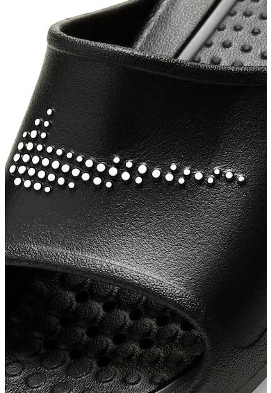 Nike Papuci de cauciuc cu logo Victori One Femei