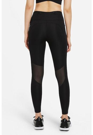 Nike Colanti tight-fit cu logo pentru alergare CZ9240 Femei