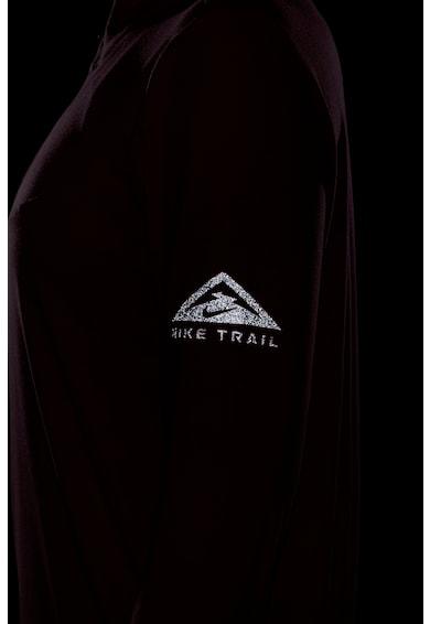 Nike Bluza cu slituri pentru degetele mari, pentru alergare Element Trail Femei