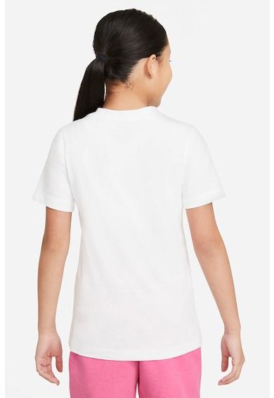 Nike Tricou cu imprimeu grafic NSW Fete