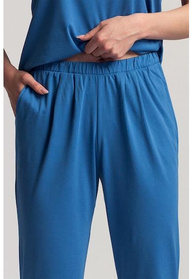 Sofiaman Pijama din amestec de modal cu insertii de dantela Femei