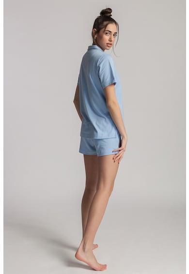 Sofiaman Pijama din amestec de modal cu pantaloni scurti Moonsky Femei