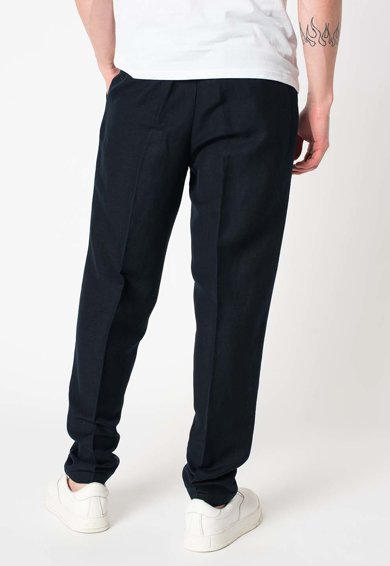 ARMANI EXCHANGE Pantaloni chino din amestec de in Barbati