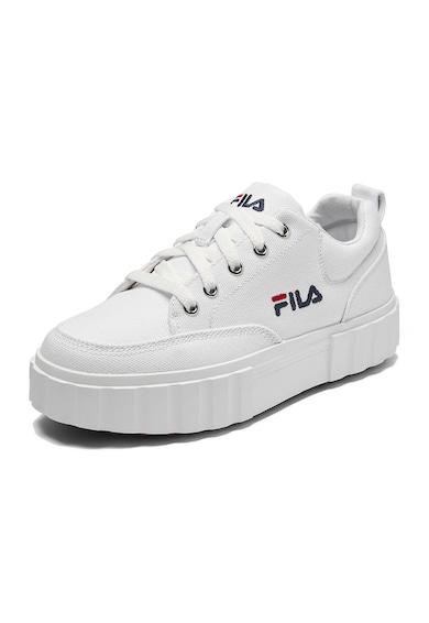 Fila Pantofi sport flatform de panza Sandblast C Femei