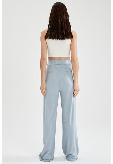 DeFacto Pantaloni cu talie inalta Femei