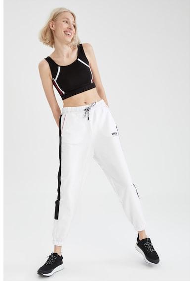 DeFacto Pantaloni jogger crop relaxed fit Femei