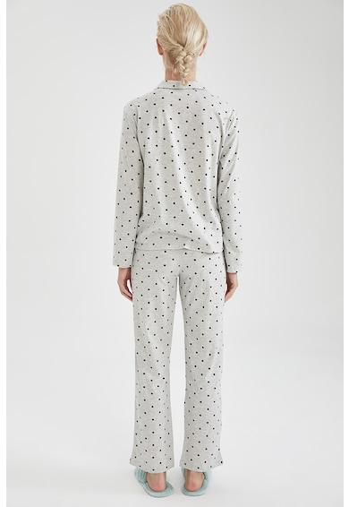 DeFacto Pijama cu buline Femei