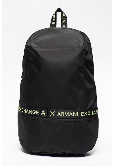 ARMANI EXCHANGE Rucsac de panza cu garnituri logo Barbati