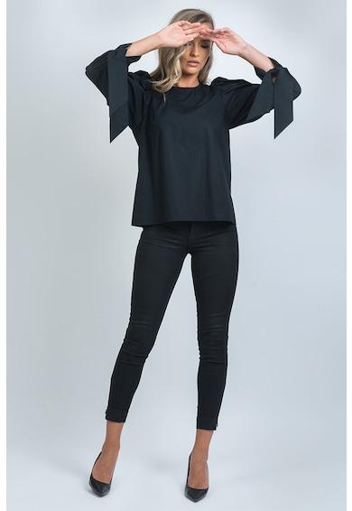 EMA\T Concept Bluza cu maneci bufante New Road Femei