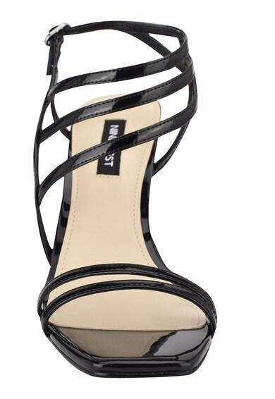 NINE WEST Sandale lacuite cu barete multiple Zana Femei