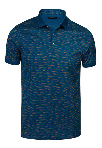 Bigotti Tricou polo slim fit in dungi Barbati