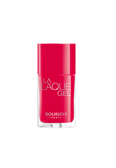 Bourjois Lac de unghii  La Laque Gel 04 Flambant Rose, 10 ml Femei