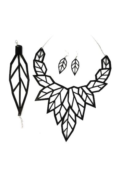 Fairytale Jewelry Set de bijuterii de piele Freya Femei
