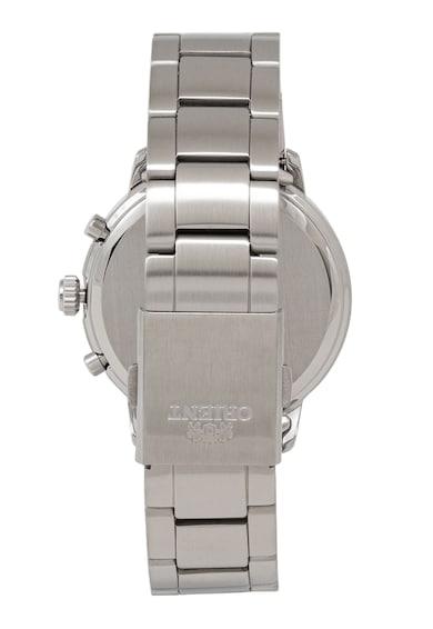 ORIENT Ceas cronograf cu bratara metalica Barbati