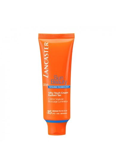 Lancaster Lotiune pentru fata  Sun Beauty Silky Touch Face Cream SPF 15, 50 ml Femei