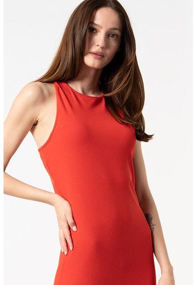 Vero Moda Rochie din amestec de lyocell cu striatii Erica Femei