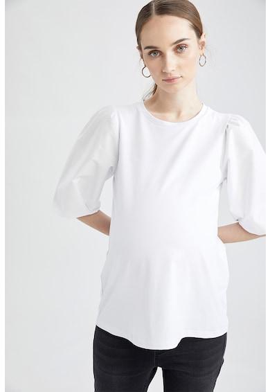 DeFacto Bluza cu maneci bufante, pentru gravide Femei