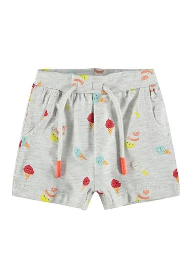 NAME IT Set de tricou din amestec de bumbac organic si pantaloni scurti Baieti