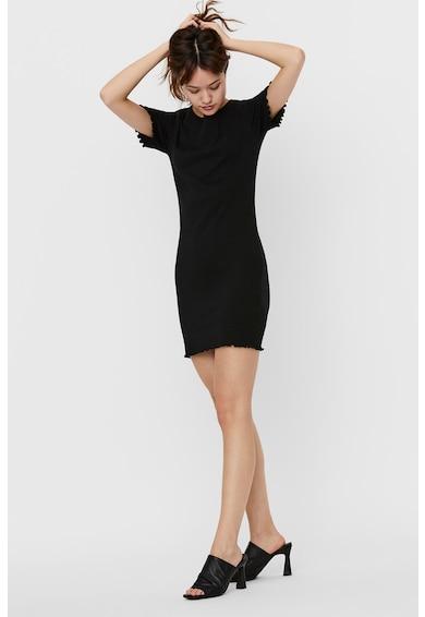 Vero Moda Rochie mini cu garnituri cu volane Femei