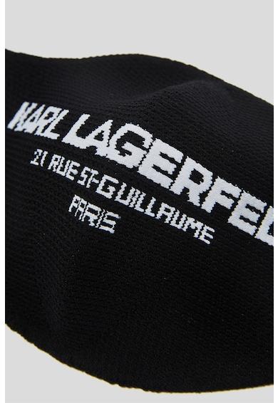 Karl Lagerfeld Masca de protectie fata cu logo Femei
