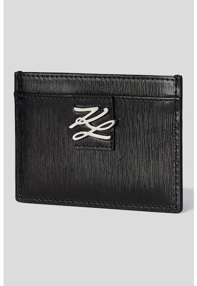 Karl Lagerfeld Portcart de piele K/Autograph Femei