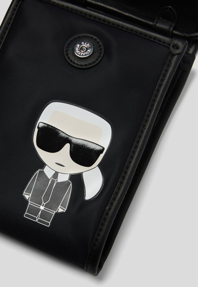 Karl Lagerfeld Geanta crossbody pentru telefon Femei