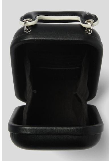 Karl Lagerfeld Geanta de mana decorata cu strasuri Ikonik Femei