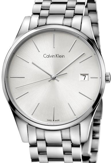 CALVIN KLEIN TBC  – watches Man Time Silvery Watch férfi