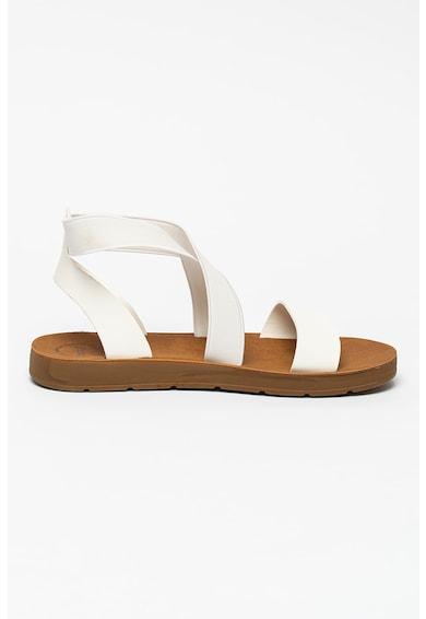 BETSY Sandale cu garnituri de piele ecologica Femei