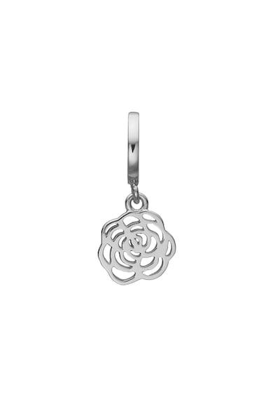 Christina Jewelry&Watches Ceas cu o curea infasurabila de piele decorat cu cristale si un diamant Femei