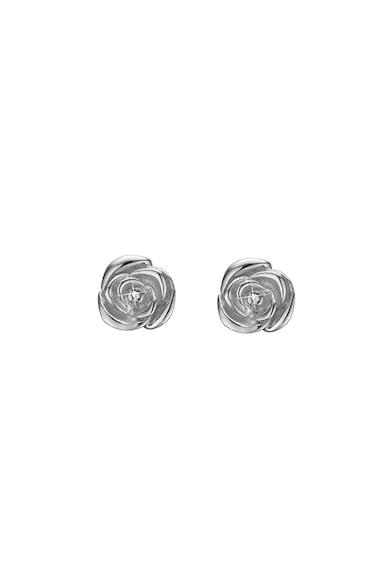 Christina Jewelry&Watches Cercei cu tija, din argint veritabil in forma de floare Femei