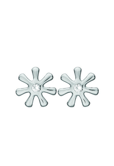 Christina Jewelry&Watches Cercei din argint 925 decorati cu topaze Femei