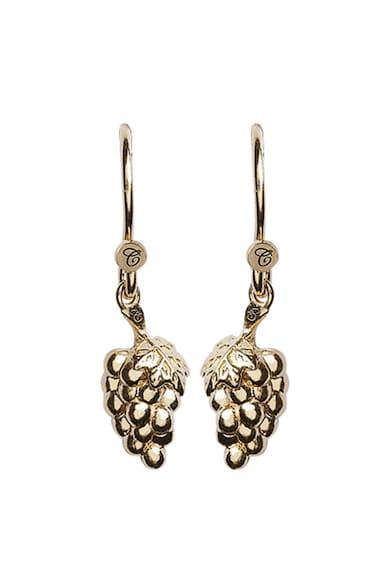 Christina Jewelry&Watches Cercei din argint placat cu aur de 18K Femei