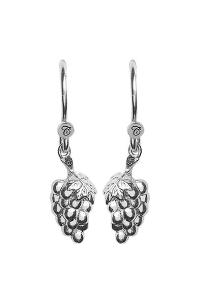 Christina Jewelry&Watches Cercei drop din argint 925 cu motive strugure Femei