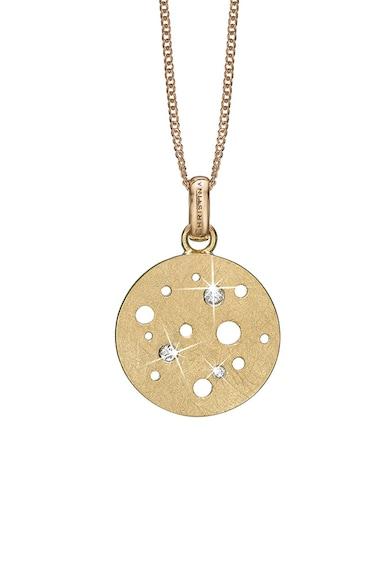 Christina Jewelry&Watches Pandantiv placat cu aur de 18K si decorat cu topaze Femei