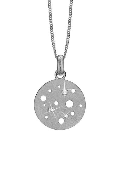 Christina Jewelry&Watches Pandantiv rotund decorat cu topaze Femei
