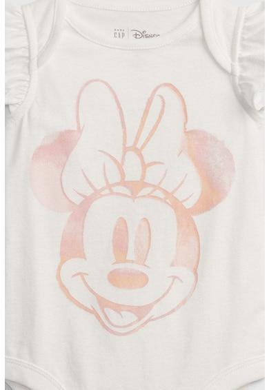 GAP Body din bumbac organic cu imprimeu Minnie Mouse Fete