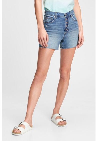GAP Pantaloni scurti din denim cu terminatii nefinisate Femei