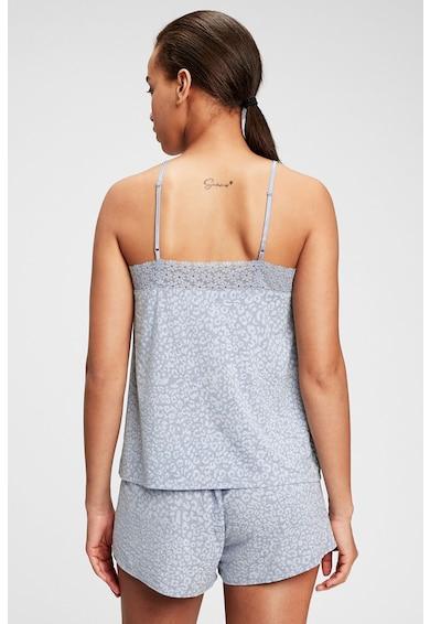 GAP Top de pijama din amestec de modal Femei