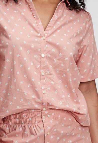 GAP Camasa de pijama cu model Femei