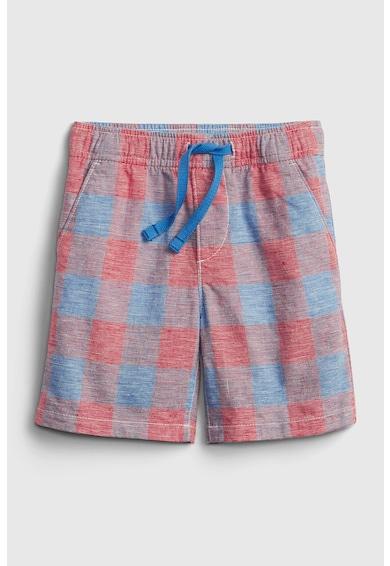 GAP Pantaloni scurti din amestec de in cu buzunare oblice Fete