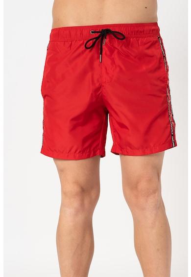 Karl Lagerfeld Pantaloni scurti de baie cu snur de ajustare Barbati
