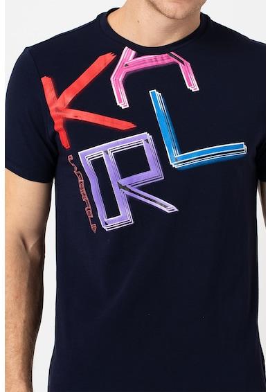 Karl Lagerfeld Tricou de plaja Neon Karl Barbati
