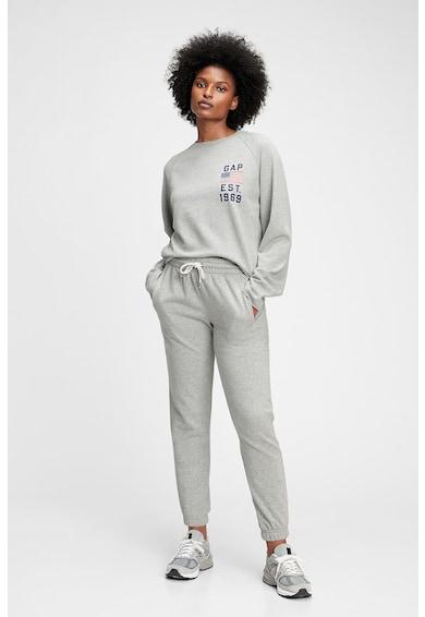 GAP Bluza sport relaxed fit cu imprimeu logo Femei