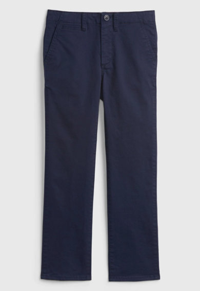GAP Pantaloni chino drepti Baieti