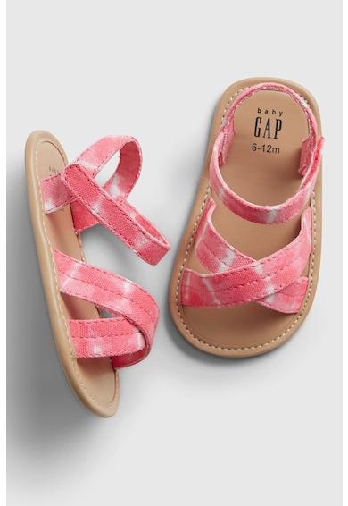 GAP Sandale textile cu velcro Fete
