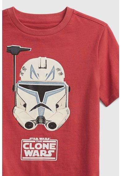 GAP Tricou cu imprimeu Star Wars Baieti