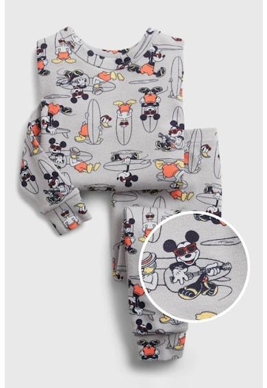 GAP Pijama de bumbac organic Mickey Mouse Fete