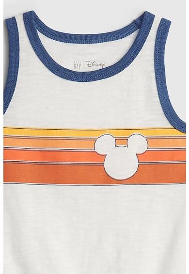 GAP Top de bumbac cu Mickey Mouse Baieti